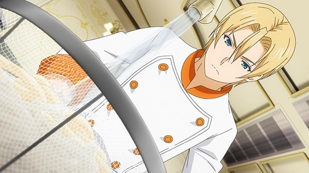 「食戟のソーマ 餐ノ皿」第15話のカットが到着。お題のメインとなる麺がない!