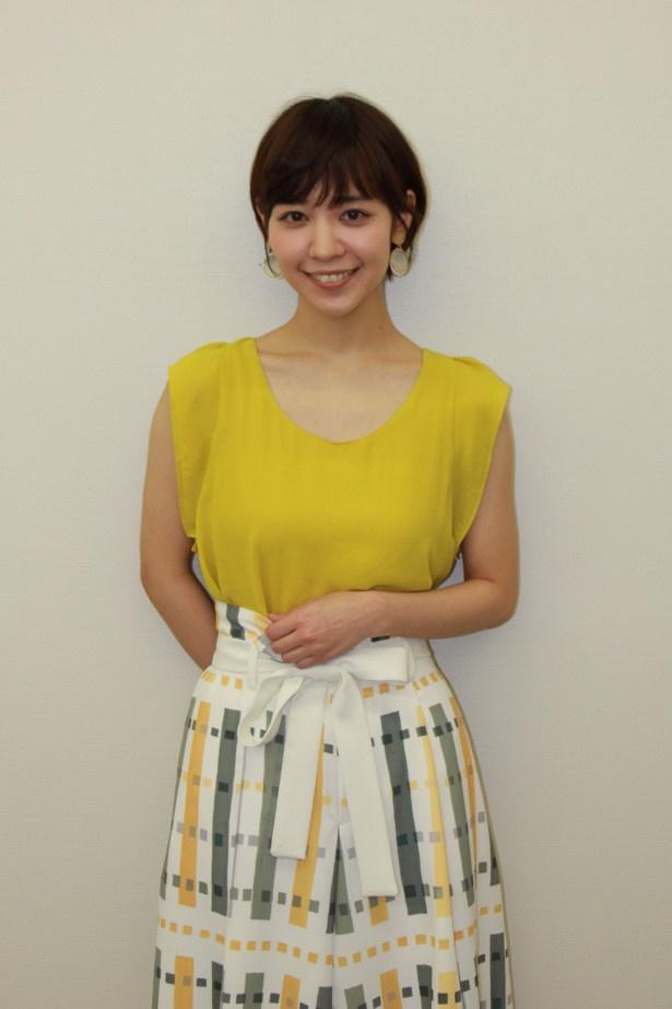 「おっさんずラブ」第2話にゲスト出演する吉谷彩子