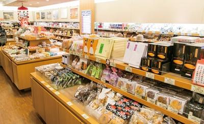 おいしい山形プラザは、農産物や特産品が充実している
