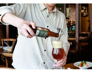北海道から沖縄まで日本各地の国産クラフトビールが揃う