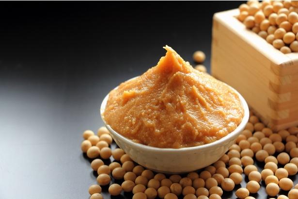 味噌は発酵食品の代表格