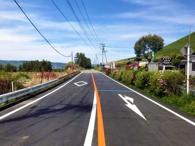 震災後通行止めとなっていた中岳へと続く北登山道が開通!