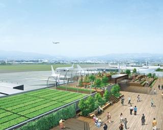 新しい店に拡張した絶景デッキ!遊べる空港に変わった「大阪国際空港」にワクワクが止まらない!