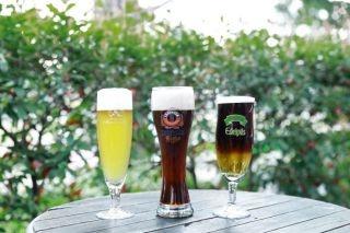 日本や世界各国のビールが楽しめる老舗ビアレストラン「日比谷サロー」