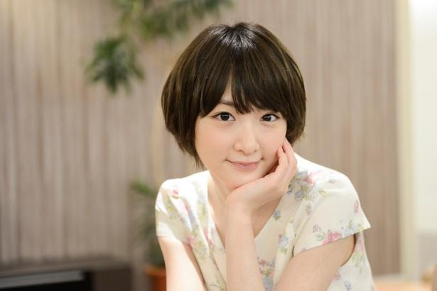 「おっさんずラブ」に室川檸檬役で出演する生駒里奈
