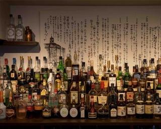 1990年に日比谷の路地裏にオープンした日比谷Bar