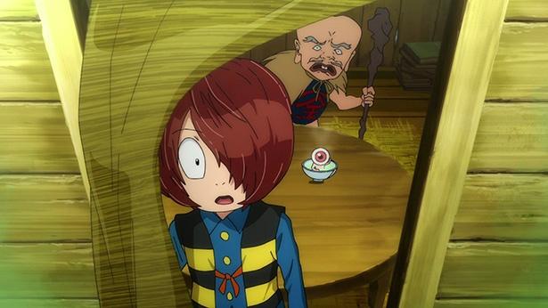 """「ゲゲゲの鬼太郎」第5話の先行カットが到着。ねずみ男が""""ビビビ電力""""を立ち上げ!"""