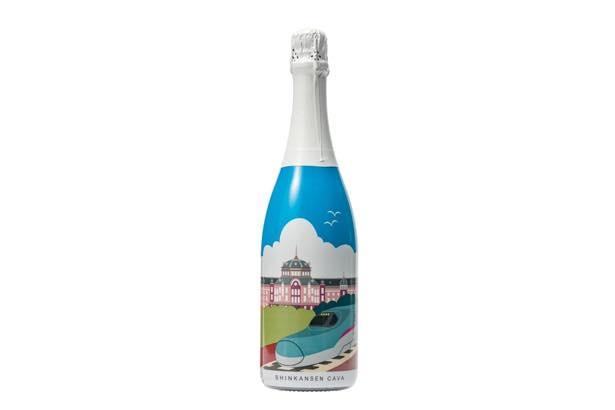 甘いものが苦手な人やお酒好きな人におすすめ!ワインショップ・エノテカの「新幹線CAVA」(2700円)