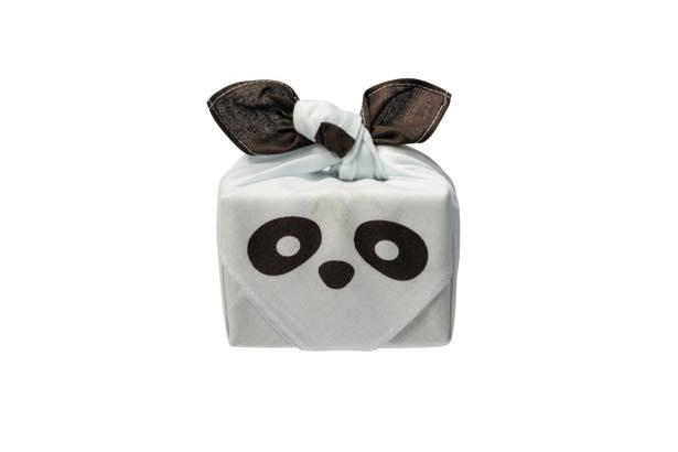 パンダ柄が可愛いまめぐいの「Animal panda」(540円)