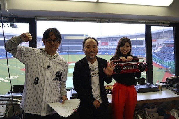 「ザ・カセットテープ・ミュージック」で「野球×音楽スペシャル」を放送