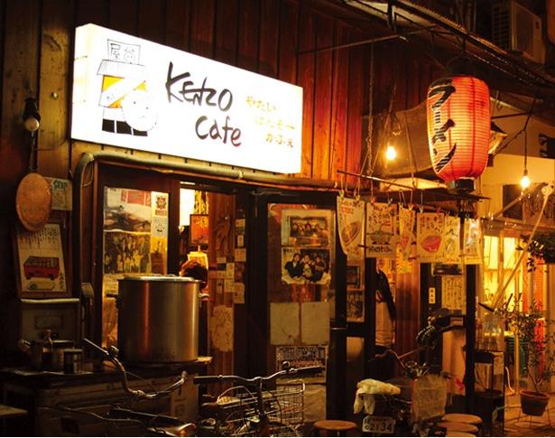 屋台KENZOカフェ / 屋台出身の店主が営むラーメン店