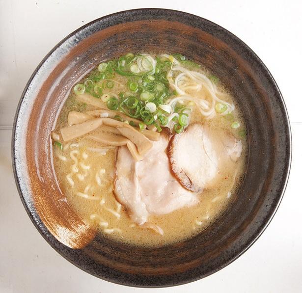 川端どさんこ / 2種の味噌をブレンドしたラーメン