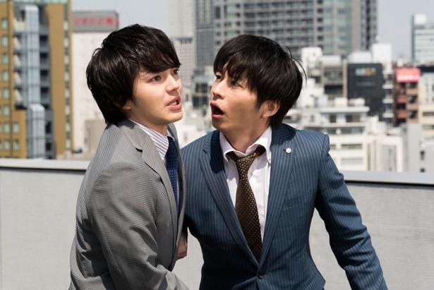「おっさんずラブ」第2話で田中圭と林遣都が副音声でドラマを盛り上げる!