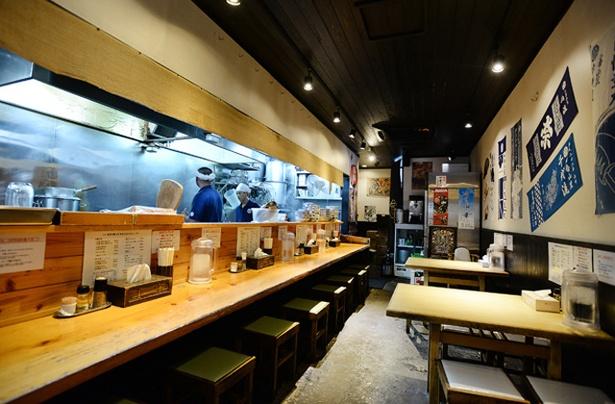 博多中華そば まるげん / 魚介系中華そば&つけ麺を福岡に広めたパイオニア
