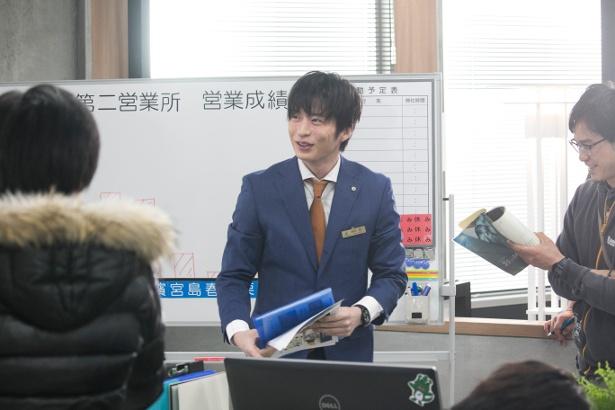 田中圭主演ドラマ「おっさんずラブ」撮影現場は、アットホームで爆笑の連続!