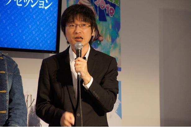 クイズ専門誌『QUIZ JAPAN』編集長、日本クイズ協会理事でもある大門弘樹氏