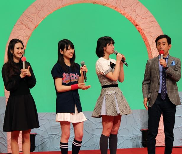 物まねタレントの栗田貫一、岡田聖子との共演が実現