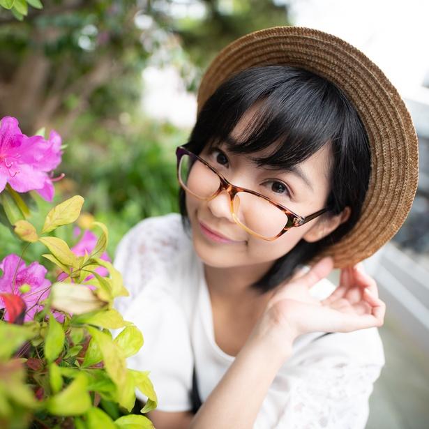 今年2月より、女優業だけでなく声優業への挑戦も始めた菅沼美咲