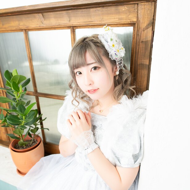 アイドルグループJewel☆Neigeのメンバー桜井ゆい