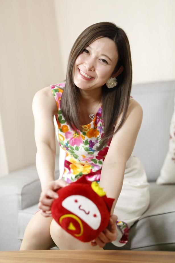 札幌在住タレント・蒼井梨華が女優への思いを語る