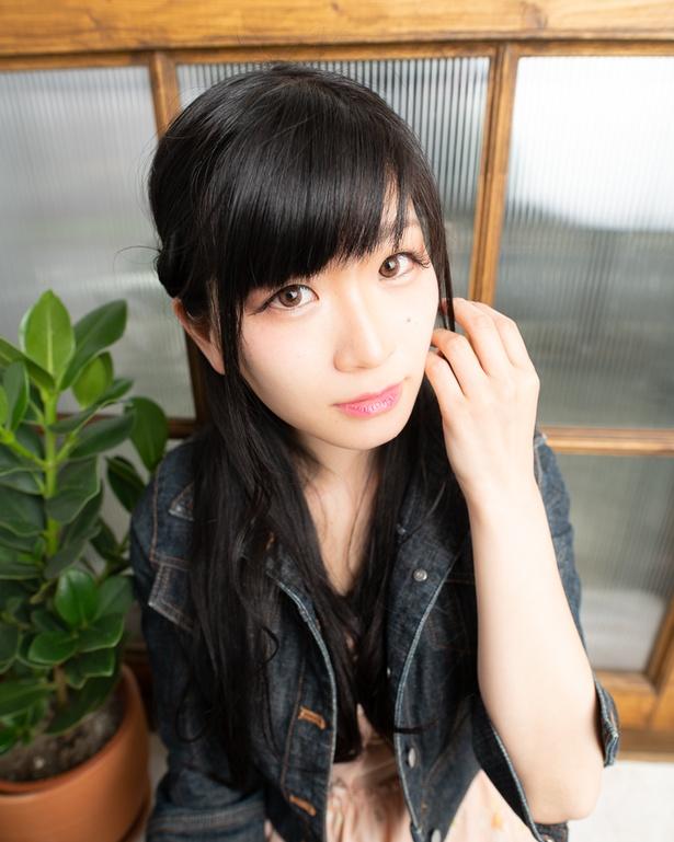 アプリゲーム「最終戦艦 with ラブリーガールズ」アルバコア役を演じた室井咲希子