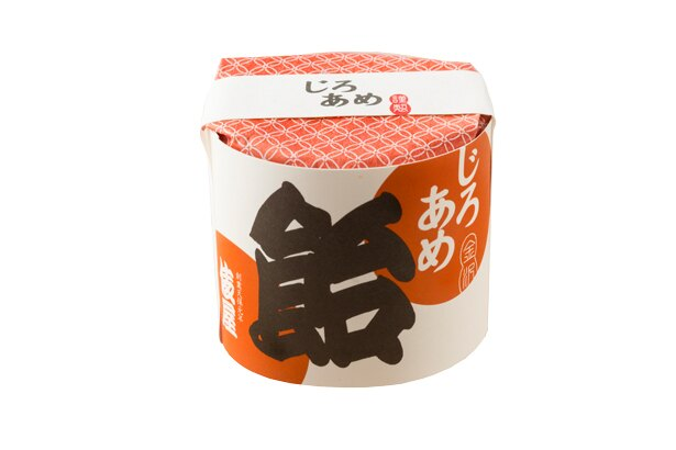「じろあめ」の原料は米と大麦。砂糖が普及する以前に穀物の甘みを活かして開発された伝統の味わいだ