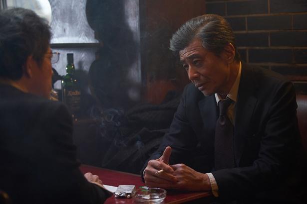 【写真を見る】本作で舘は、定年退職間近の刑事・有馬を演じる。「監督から『ヨレた老刑事をやってほしい』とリクエストがあったんですよ」