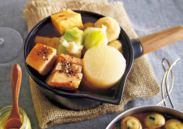 アメリカンなアレンジの料理/うめだ阪急ビアガーデンマルシェ