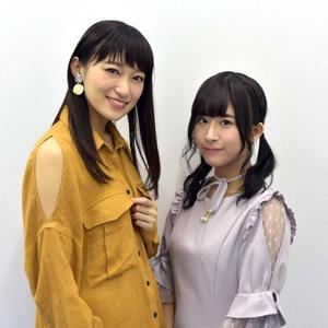 「魔法少女サイト」大野柚布子&茜屋日海夏インタビュー!【後編】 楽曲に込められた想いとは?