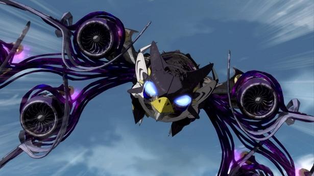 「重神機パンドーラ」第6話の先行カットが到着。機体の強化を進言するレオンにクイニーは…