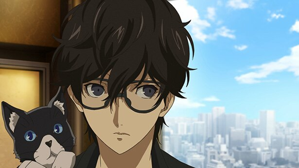 「PERSONA5 the Animation」第5話の先行カットが到着。「心の怪盗団」を結成!