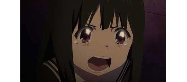 「魔法少女サイト」第5話の先行カットが到着。彩の涙と決意に、露乃の心は揺れて…