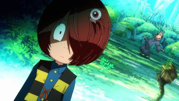 「ゲゲゲの鬼太郎」第6話の先行カットが到着。ひとり暮らしのマサエに取り憑いた妖怪とは?