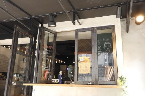 「西本町店」にはテイクアウト用のコーナーも設置されている