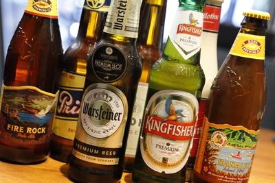 世界のクラフトビールはなんと50種!