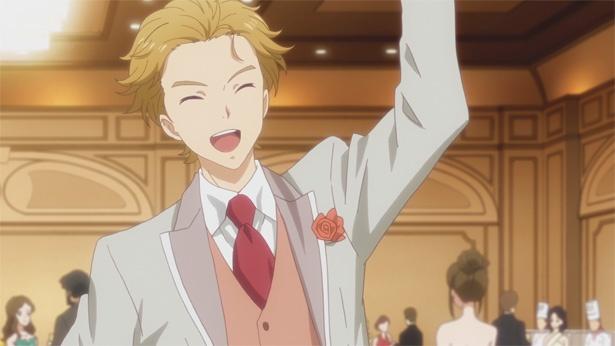 「多田くんは恋をしない」第6話の先行カットと予告動画が到着。テレサの幼馴染みのシャルルが登場!
