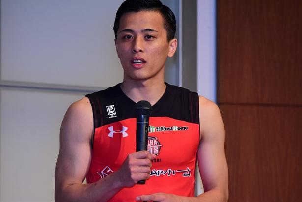 千葉ジェッツ・富樫勇樹選手( #2)