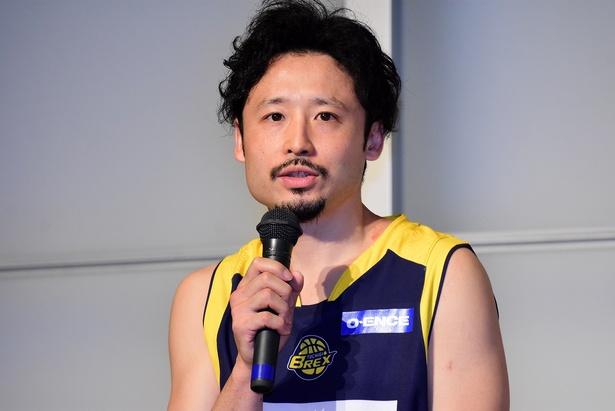 栃木ブレックス・田臥勇太選手(#0)