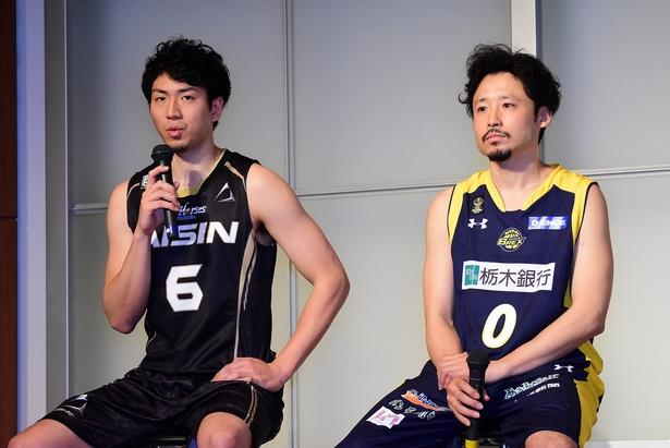 初代王者・栃木ブレックスと対戦することになったシーホース三河・比江島慎選手は「しっかりリベンジしたい」と意気込んだ