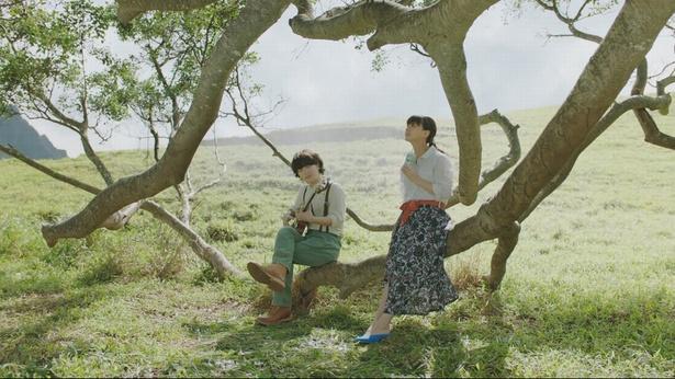 放送中の新CM 淡麗グリーンラベル「GREEN JUKEBOX 雨篇」