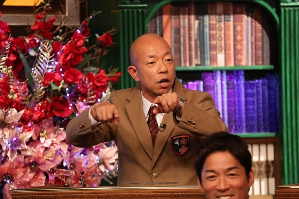 ゲストに小峠英二が出演、生徒として林修の授業を受ける