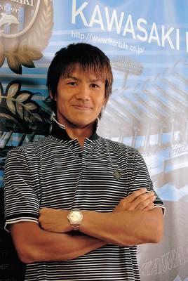 フロンターレの躍進を支えるMF谷口博之選手