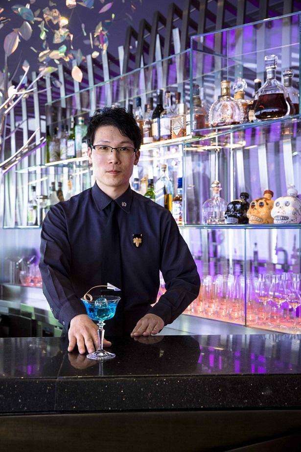 「お一人でお越しになるお客様も多いので、気軽に立ち寄ってほしい」と話す池田さん