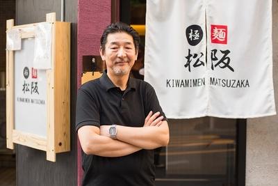 【写真を見る】「松阪ポークの美味しさを東京の方にもっと知ってもらいたい」と伊藤直也さん