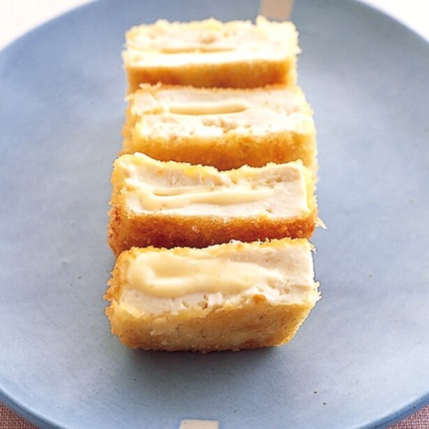 「豆腐チーズカツ」