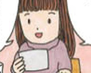 関西ウォーカー連載マンガ「失恋めし」最終回 手がかり(ページ1)