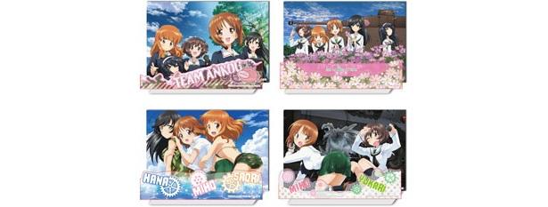 Newtype×TSUTAYA・animegaのコラボ企画に「ガールズ&パンツァー 最終章」が登場!見逃せないグッズの先行販売がスタート!