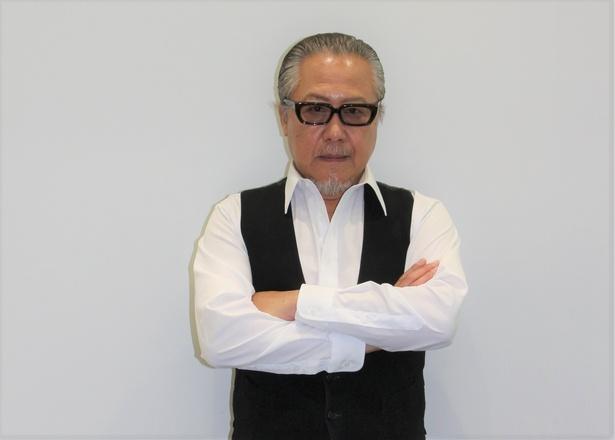 石橋凌は「歌手活動や出演作品を通して未来への希望を感じてもらいたい」と願望を語った