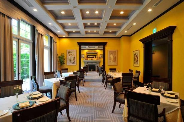 落ち着いた雰囲気で南イタリア料理を味わえるリストランテ「イルサッジオ」