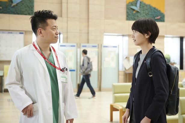 「未解決の女 警視庁文書捜査官」第5話に宮迫博之がゲスト出演!